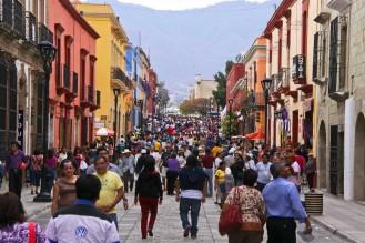 Centro de Oaxaca de Juárez