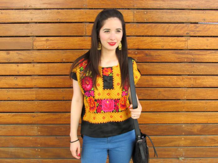 amanoarte-mexico-a-colores-outfit-artesanal-oaxaca-huipil-tehuana-2