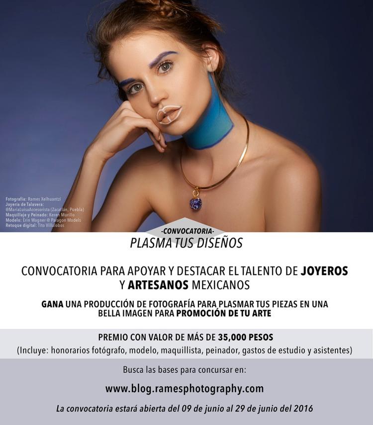 flyer FB- Convocatoria Plasma tus Diseños 09 Junio 2016