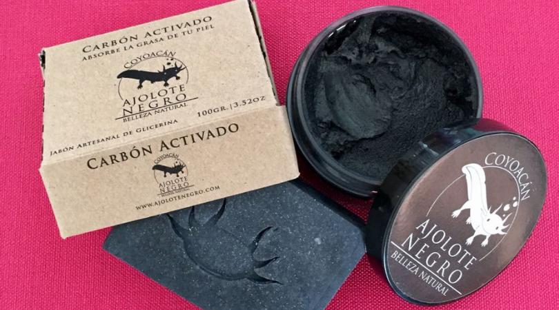 Suavidad y humectación con los productos de Ajolote Negro